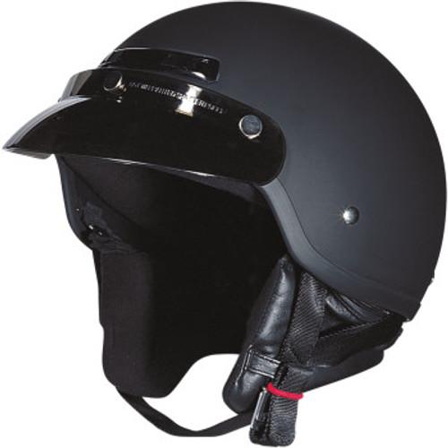 Drifter Solid Helmet Flat Black