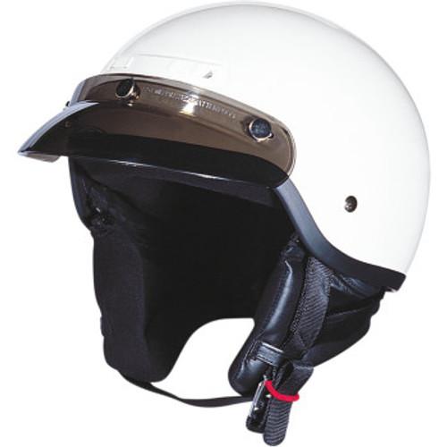 Drifter Solid Helmet White