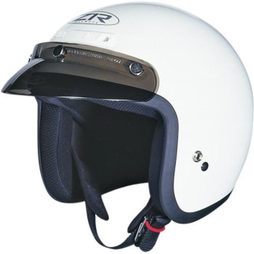 Jimmy Helmet White