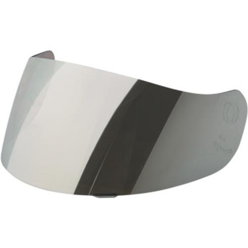 Jackal Helmet Shield Silver