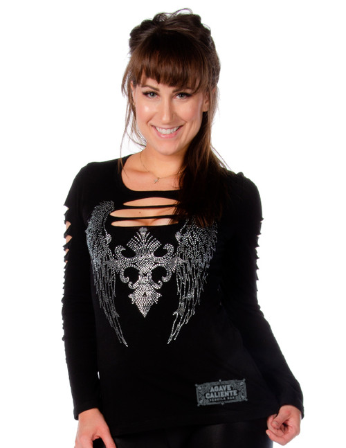 Dark Angel Long Sleeve