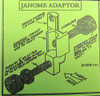 ADAPTOR FOR NEW HOME/JANOME