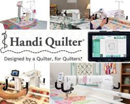 THIS CLASS IS SOLD OUT!     Handi Quilter Truck Event ~ Hands-On Longarm Quilting - 2 Full Days of Free Motion ~ 1 Day of Pro-Stitcher Premium