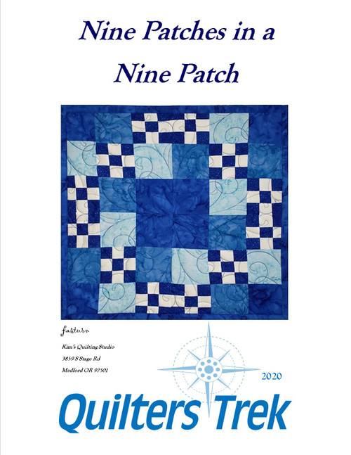 2020 Quilters Trek - FREE DOWNLOAD