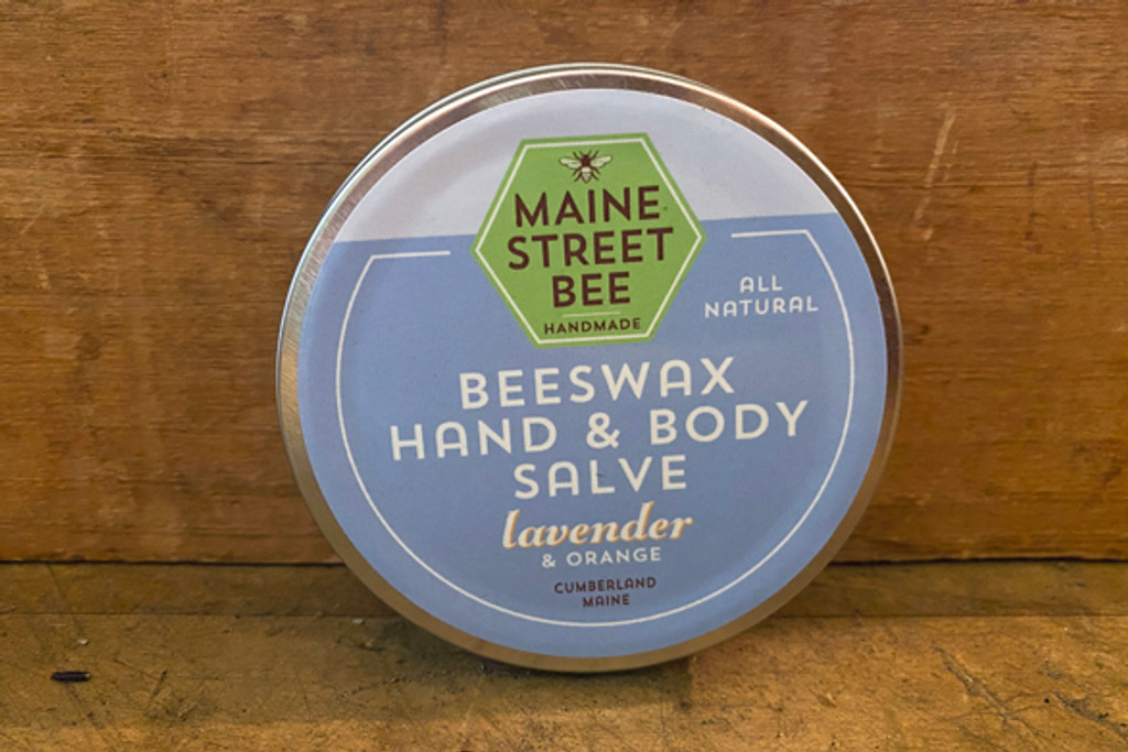 Maine Street Bee Salve