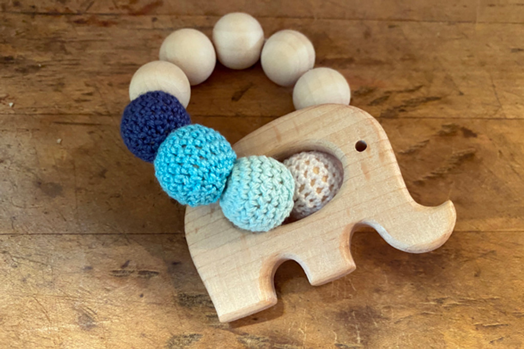 Baby Teething Ring