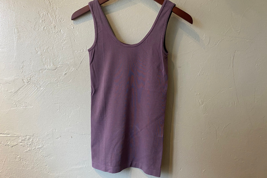 Bamboo Double Scoop Tank