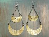 Starry Night Chandelier Earrings