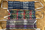 Ikat Face Mask Set