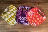 Batik Baby Bibs