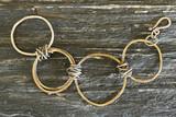 Tangle Bead Link Bracelet