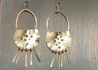 Cleo Fringe Earrings