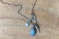 Fantasy Island Treasure Necklace