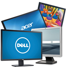 Used Dell Laptops, Computers, LCD Monitors
