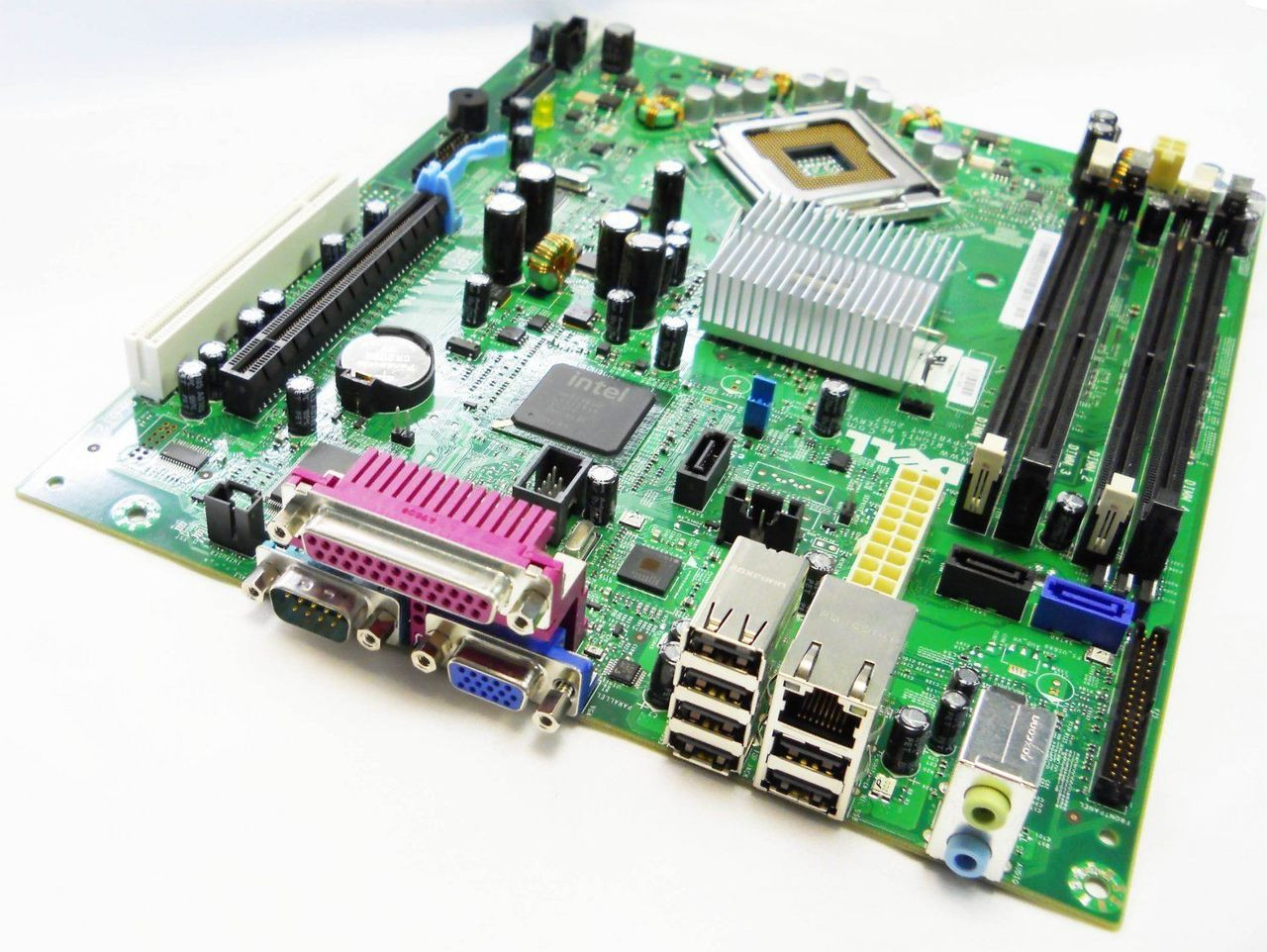 Dell Optiplex 755 Motherboard Small Form Factor SFF PU052