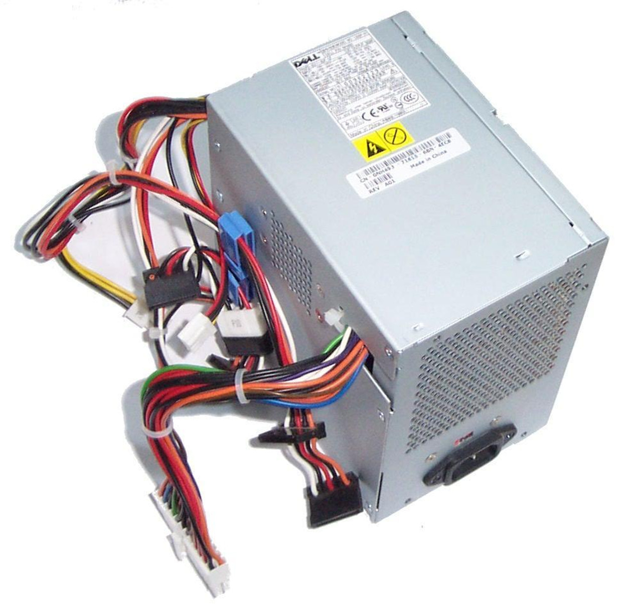 Power Supply Dell - Circuit Diagram Images on