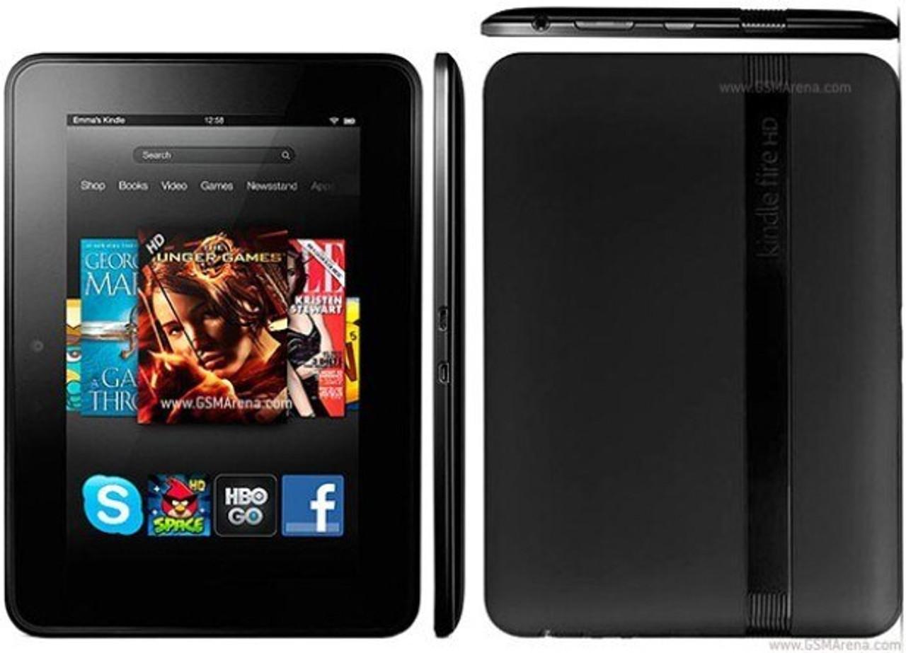 Amazon Kindle Fire HD 7 16GB Wi-FI 2nd Gen