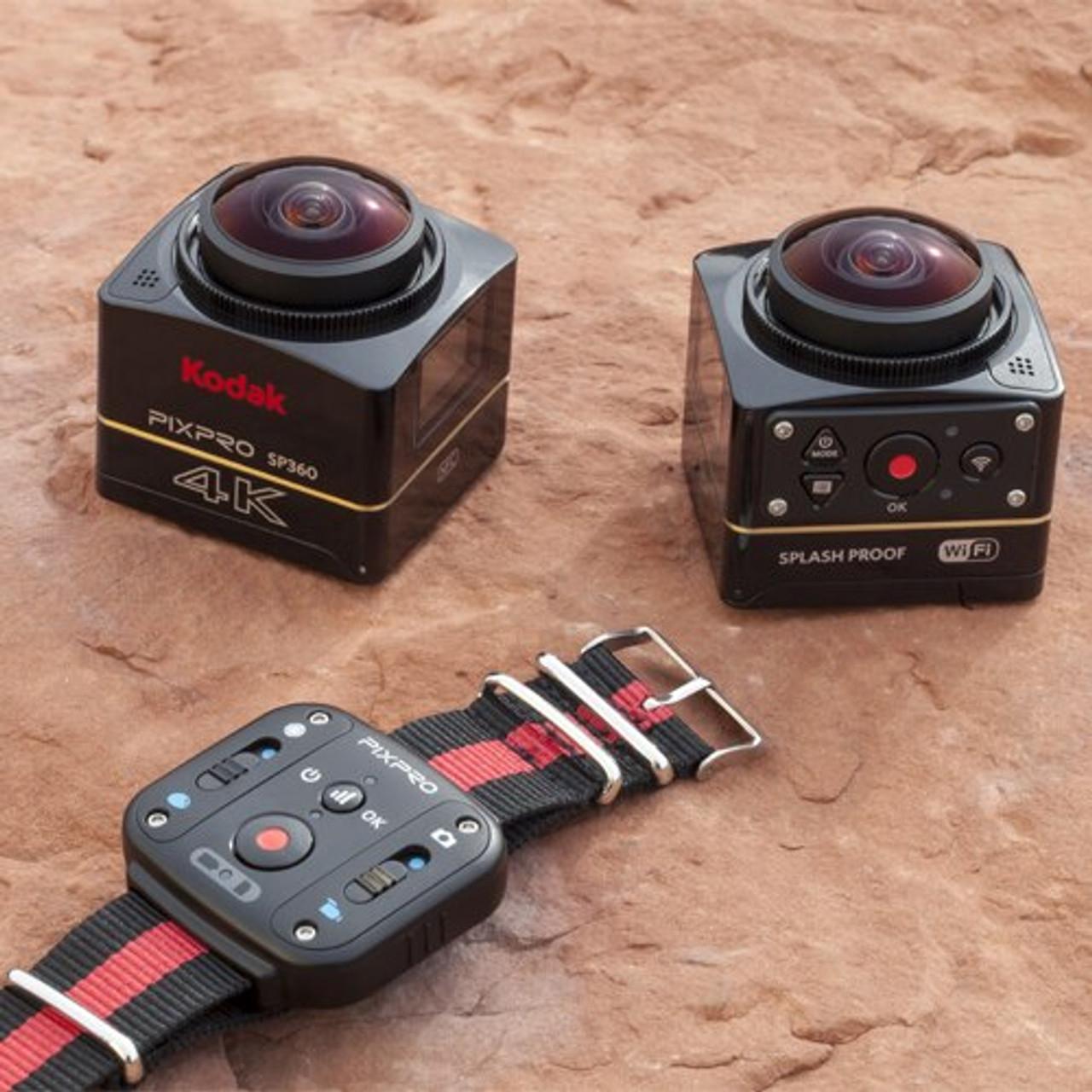 Kodak PixPro SP360 4k VR Camera 2-Pack