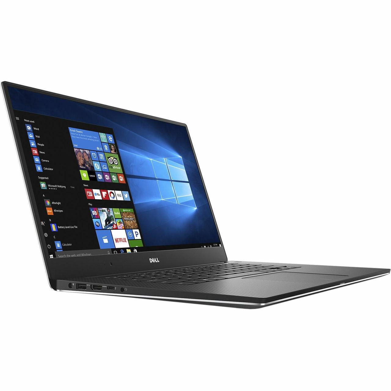 Dell Precision 5520 i7-7820HQ 4K Touch 15 6