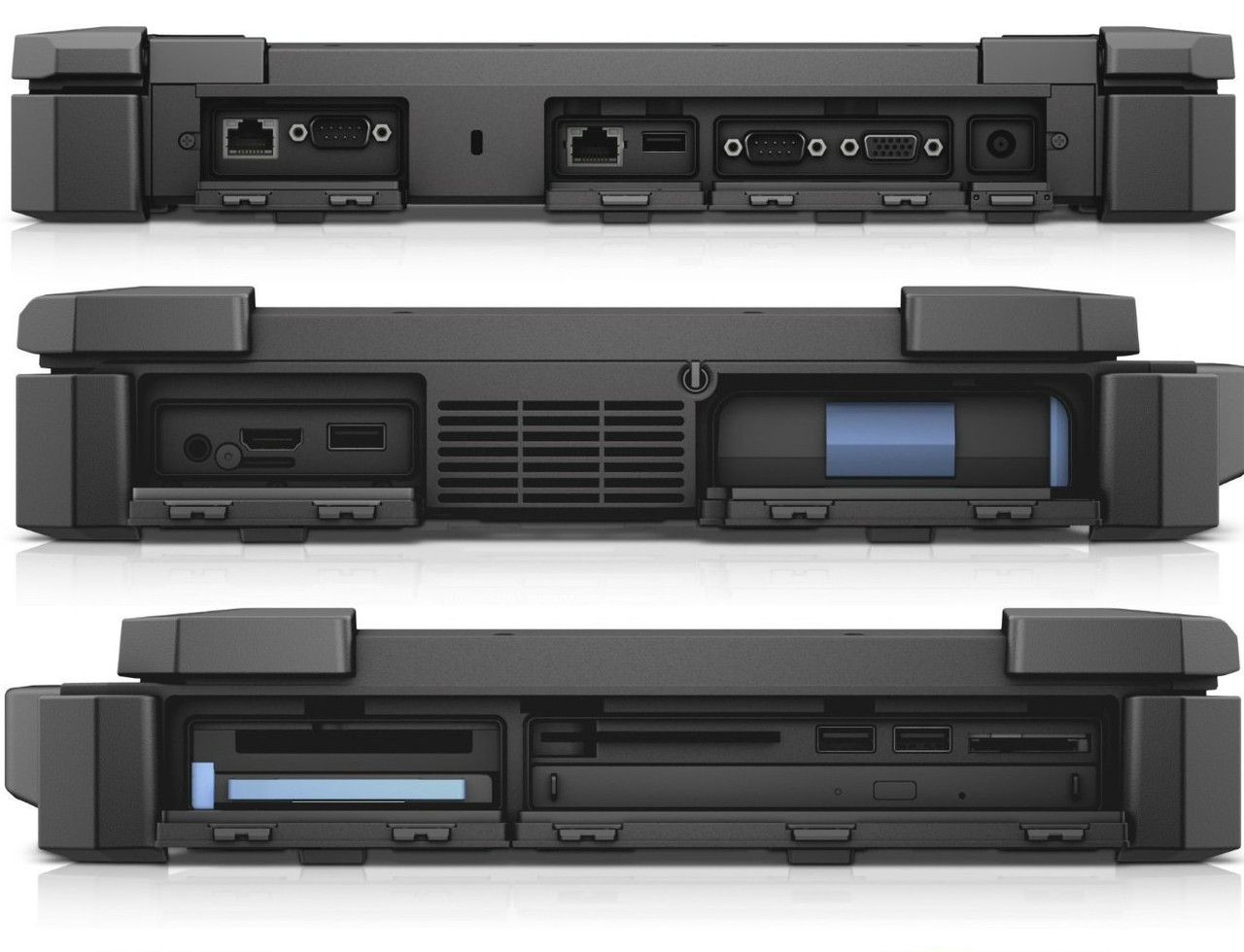 Dell Latitude 14 7404 I5 Ssd Rugged Extreme Touch Screen