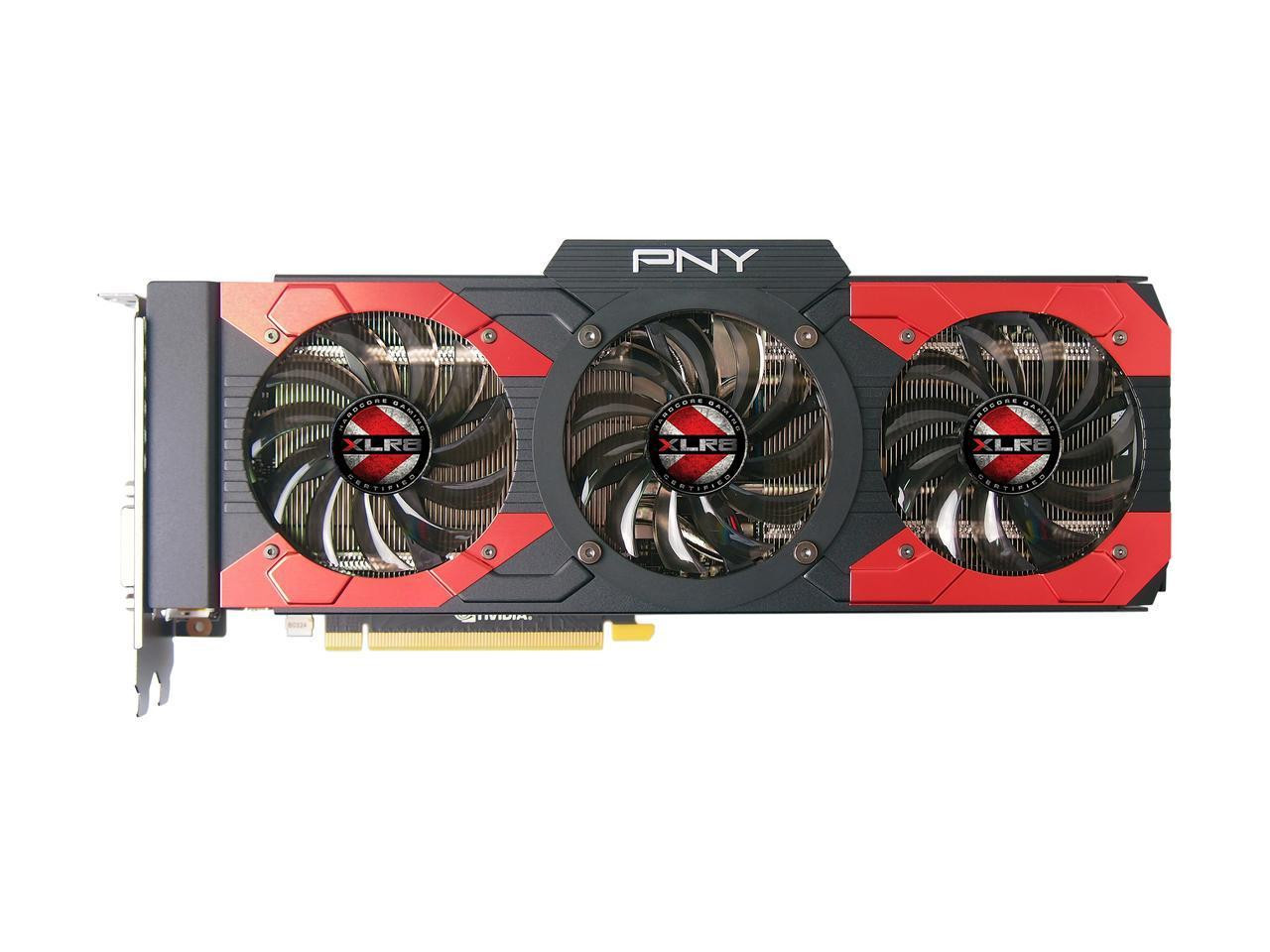New Video Card Pny Geforce GTX 1070 8 Gb Gddr5 Pcie