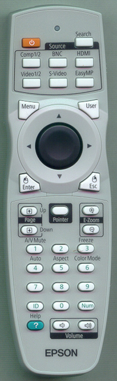 EPSON 1485872 Genuine OEM Projector Remote Control