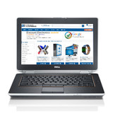 Dell Latitude E6430 i5 Laptop Front View