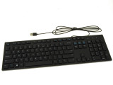 New Boxed Dell USB Slim Keyboard 6WMN0 KB216