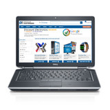 Dell Latitude E6430s Slim i5 Laptop Front View