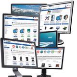 """Miscellaneous Refurbished 19"""" LCD Monitors Thumbnail"""