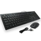 New Dell USB Keyboard and Mouse Combo