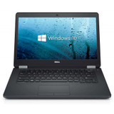 "Dell Latitude E5470 i3 14"" Windows 10 Ultrabook"