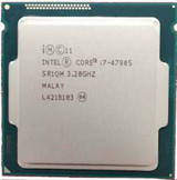 Intel Core i7-4790S 3.20Ghz Processor SR1QM