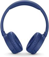 JBL TUNE 600BTNC Noise Cancelling On-Ear Wireless Headphones Blue