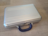 Used Haliburton Zero Briefcase Pursuit Aluminum Small Attaché