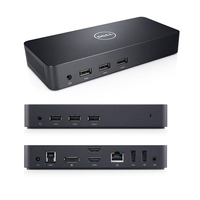 Dell WD15 Monitor Dock USB-C Docking Station K17A 5FDDV