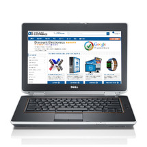 Dell Latitude E6430 i5 Windows 7 Pro Laptop Front View