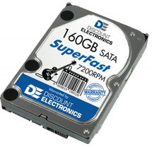 160Gb 3.5 SATA Desktop Hard Drive