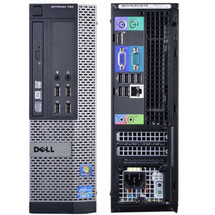 Dell Optiplex 790 SFF Front and Back view