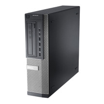 Dell Optiplex 7010 i5 Desktop Computer upright view.