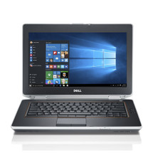Dell Latitude E6430 Core i5 Windows 10 Laptop Front View