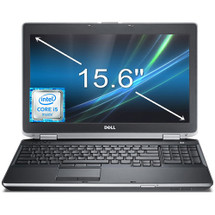 "Dell Latitude E6540 Business Laptop i5 15.6"" Windows 7 Pro Thumbnail"