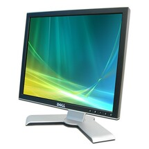Dell Ultrasharp 1708 LCD Monitor Front View
