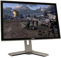 "Dell Ultrasharp 24"" 2407WFP Full HD Monitor Thumbnail"
