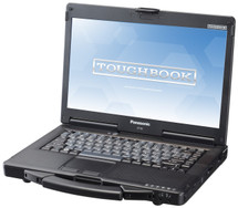 "Panasonic Toughbook CF-53 MK3 i5 2.7Ghz 14"" Rugged Laptop Thumbnail"