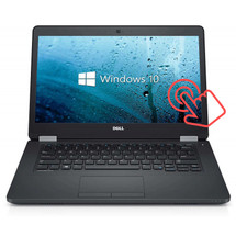"Dell Latitude E5470 i5-6300U 14"" Touch Win 10 Ultrabook Thumbnail"