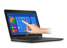 "Dell Latitude E7240 Ultrabook i7-4600U 12"" Laptop Touch Screen"