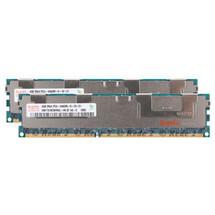 Hynix 8GB (2X4GB) PC3 10600R 1333Mhz DDR3 SDRAM 240-Pin RAM