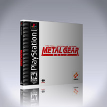 Playstation Metal Gear Solid 2 Disc Game