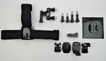 GoPro Head Mount and Accessories Kit